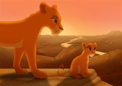 nia imani lion king the lion queen by kitchiki on deviantart