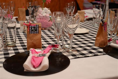 grease theme decorations grease 21 theme idees 21st