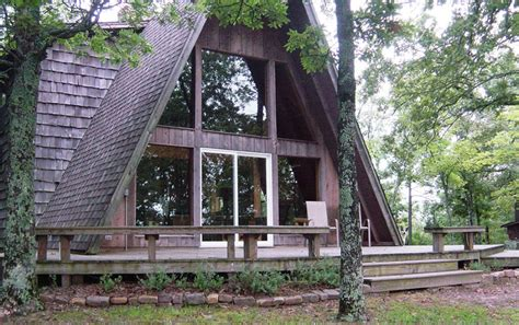oklahoma cabin rentals at peckerwood knob cabins