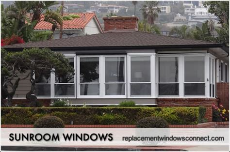 sunroom windows replacement windows connect