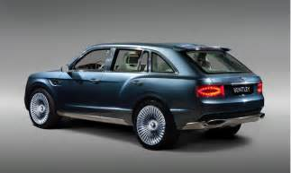 What Is A Bentley Bentley Suv Approved For Production Will Start Sales In