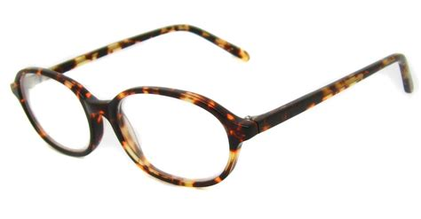 tortoise acetate oval glasses frame hd wmfm4061 hm
