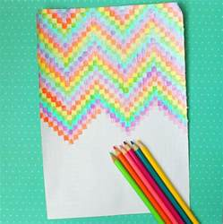 easy arts and crafts easy graph paper for design dazzle