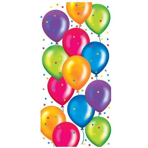 birthday balloons clip happy birthday balloons clipart clipart panda free