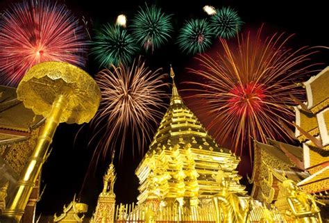 how is new year celebrated in thailand best destinations to spend new year s summit holidays