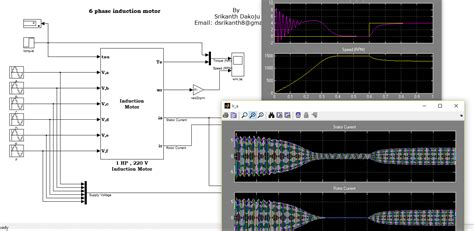 simulation of induction generator in matlab simulation of single phase induction motor using matlab