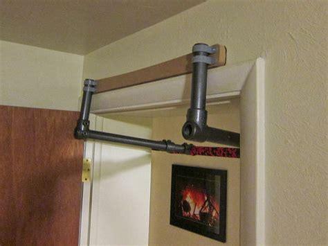 Door Pullup Wide Doorway Chinup Web Blast Bar