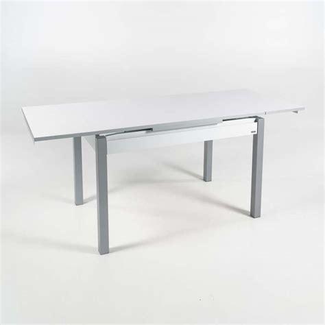 table de cuisine extensible en formica avec tiroir