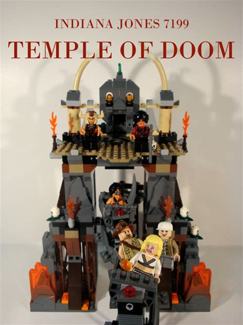 Lego 7199 Indiana Jones The Temple Of Doom review indiana jones 7199 the temple of doom lego licensed eurobricks forums