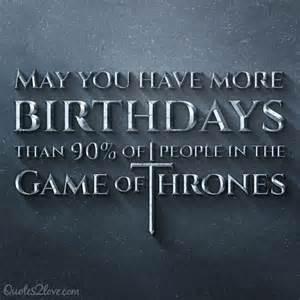Game Of Thrones Birthday Meme - game of thrones happy birthday funny pinterest