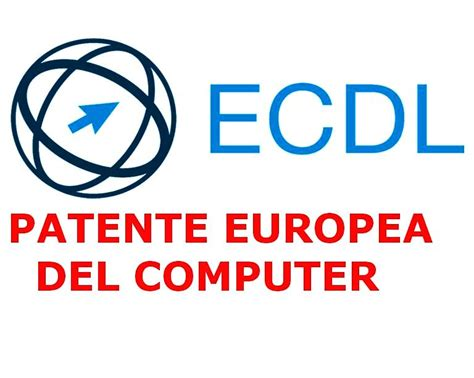 test ecdl collaboration gianfranco scialpi