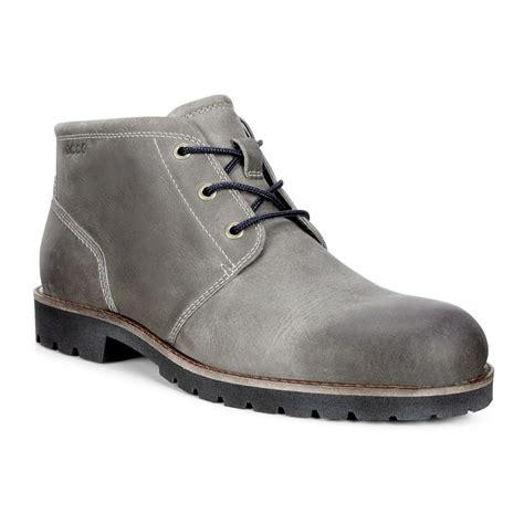 mens boots low price popular ecco jamestown mens casual boots dove mens