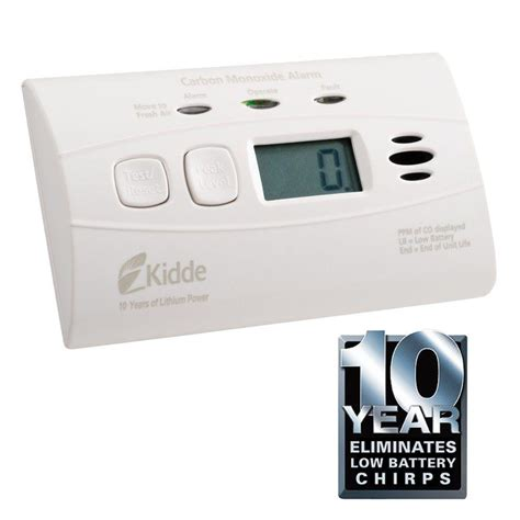 coupons for kidde worry free 10 year lithium ion battery