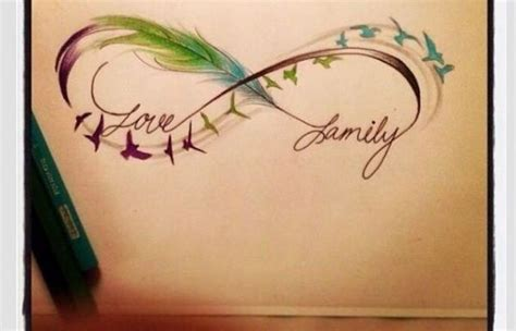 feather tattoo meaning family love this simply but beautiful tattoo feather infinity