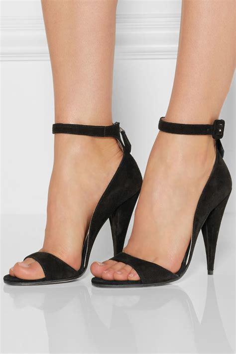 miu miu high heels miu miu suede sandals shoes post