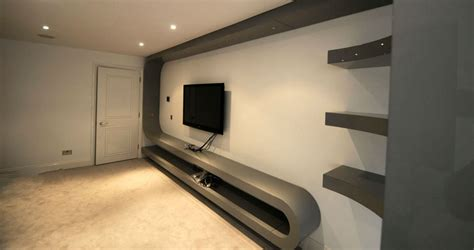 Bedroom Tv Unit Design   Home Design