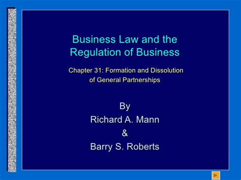business and the regulation of business business and the regulation of business