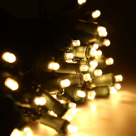 25 30 100 Led Fairy String Light Outdoor Festival Wedding String Of Lights For Room