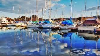 free photo sailboats marina harbor port free image