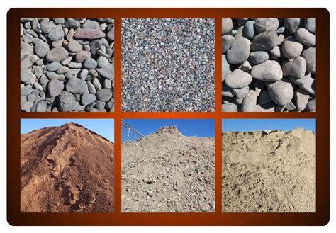 landscape rock delivery outdoor goods