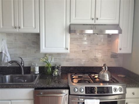ceramic subway tiles for kitchen backsplash modern twist on a classic kitchen backsplash project