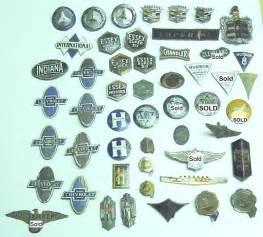 Badges And Emblems Emblemagic Original And Unrestored Classic Car Emblems
