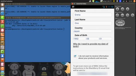 android running two bbm id blackberry idpin in one how to install aplikasi blackberry messenger for android