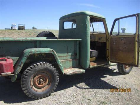 truck spokane 1947 truck spokane wa 1950 ewillys