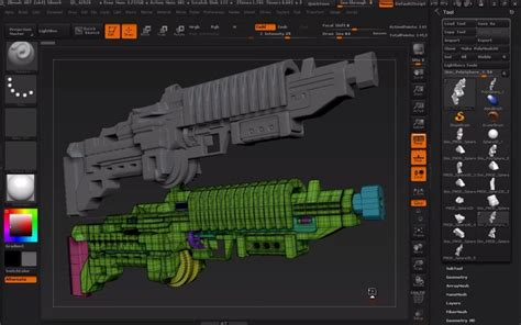 zbrush tutorial interface pixologic zbrush 4r7 2017 crack keygen full free download