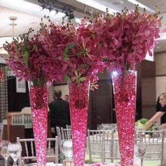 simple decor for a large glass vase centerpieces with