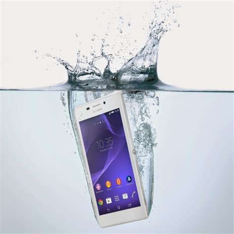 Hp Sony M2 Aqua Dual Sim sony launches xperia m2 aqua waterproof smartphone for everyone technology news