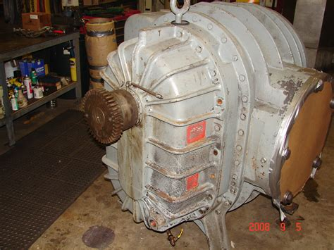 Dresser Roots by Dresser Roots Blower Vacuum Division 28 Images Blower 221 Cfm Positive Displacement Blower