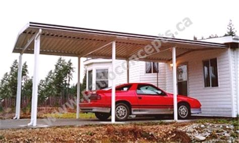 Aluminum Carport Kits Canada by Aluminum W Pan Patio Covers And Carports Pictures And