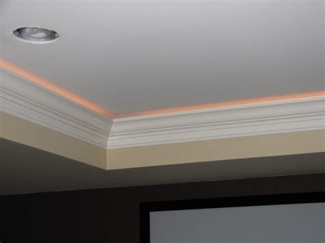 Tray Ceiling Lighting Rope Tray Ceiling Rope Lighting Lighting Ideas