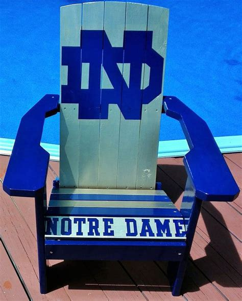 notre dame lawn chairs 353 best images about adirondack chairs on