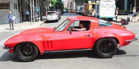 fast 5 corvette 1966 corvette sting coupe to be featured in fast and