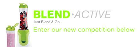 Active Giveaways - blend active giveaway