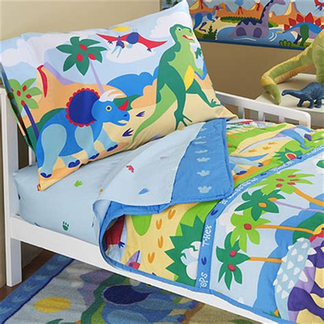 toddler dinosaur bedding olive kids dinosaurland toddler bedset