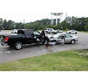 Three Car Crash Sends One To Hospital  Clarksville TN Online