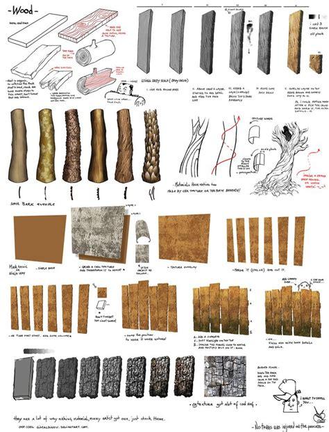 paint tool sai wood tutorial 60 best material studies wood images on wood