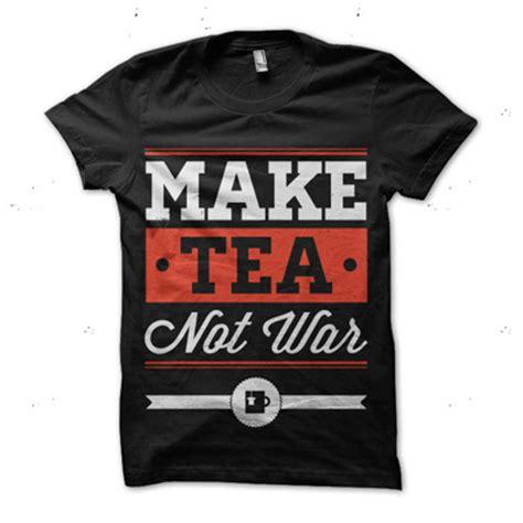 T Shirts Kaos Keren 7 desain kaos t shirt dengan ilustrasi keren dan inspiratif