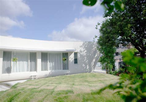 green screen house  hideo kumaki architect office
