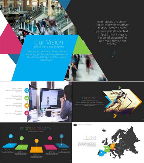 25 Awesome Powerpoint Templates With Cool Ppt Designs Coolest Powerpoint Presentations