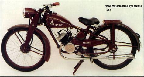 Sachs Motorrad 98 Ccm by Motorfahrrad Hmw M 252 Cke 98 Ccm Fichtel Sachs
