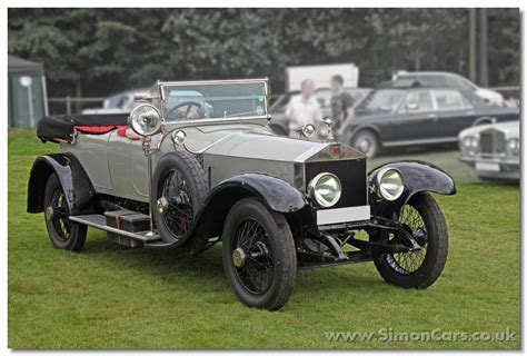 rolls royce 1920 simon cars rolls royce barker