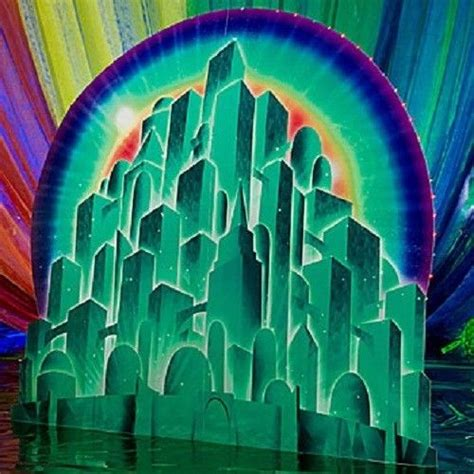 city decorations wizard of oz emerald city background decoration