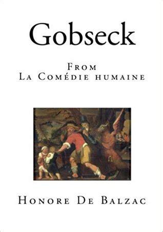 gobseck por honore de balzac pdf libros en descarga