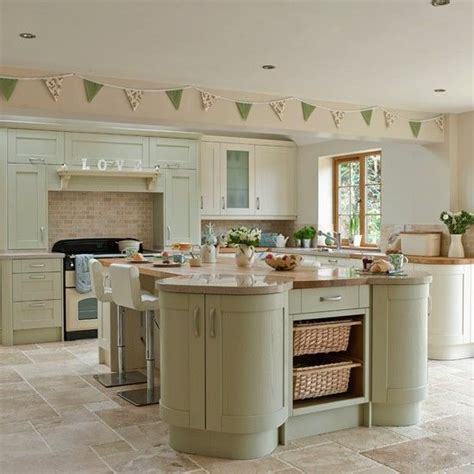 cream country kitchen ideas 25 best ideas about sage green kitchen on pinterest