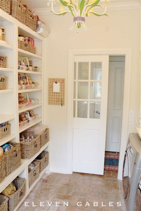 speisekammer schrank combined laundry and butler s pantry eleven gables