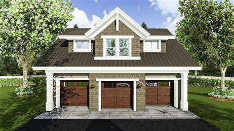 Single Car Garages Carriage House Plans Architectural Designs